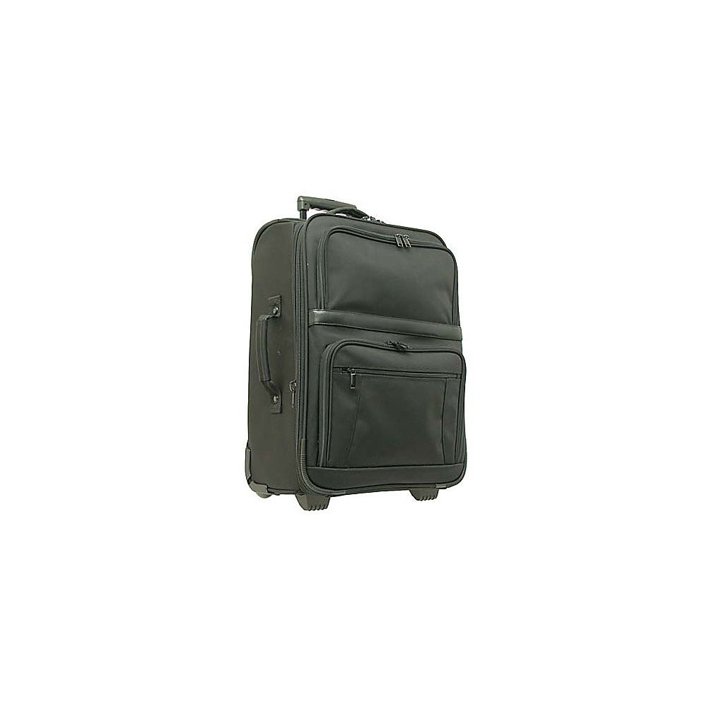 Netpack Lite On-Board Wheeled Carry-On - Black - Luggage, Softside Carry-On