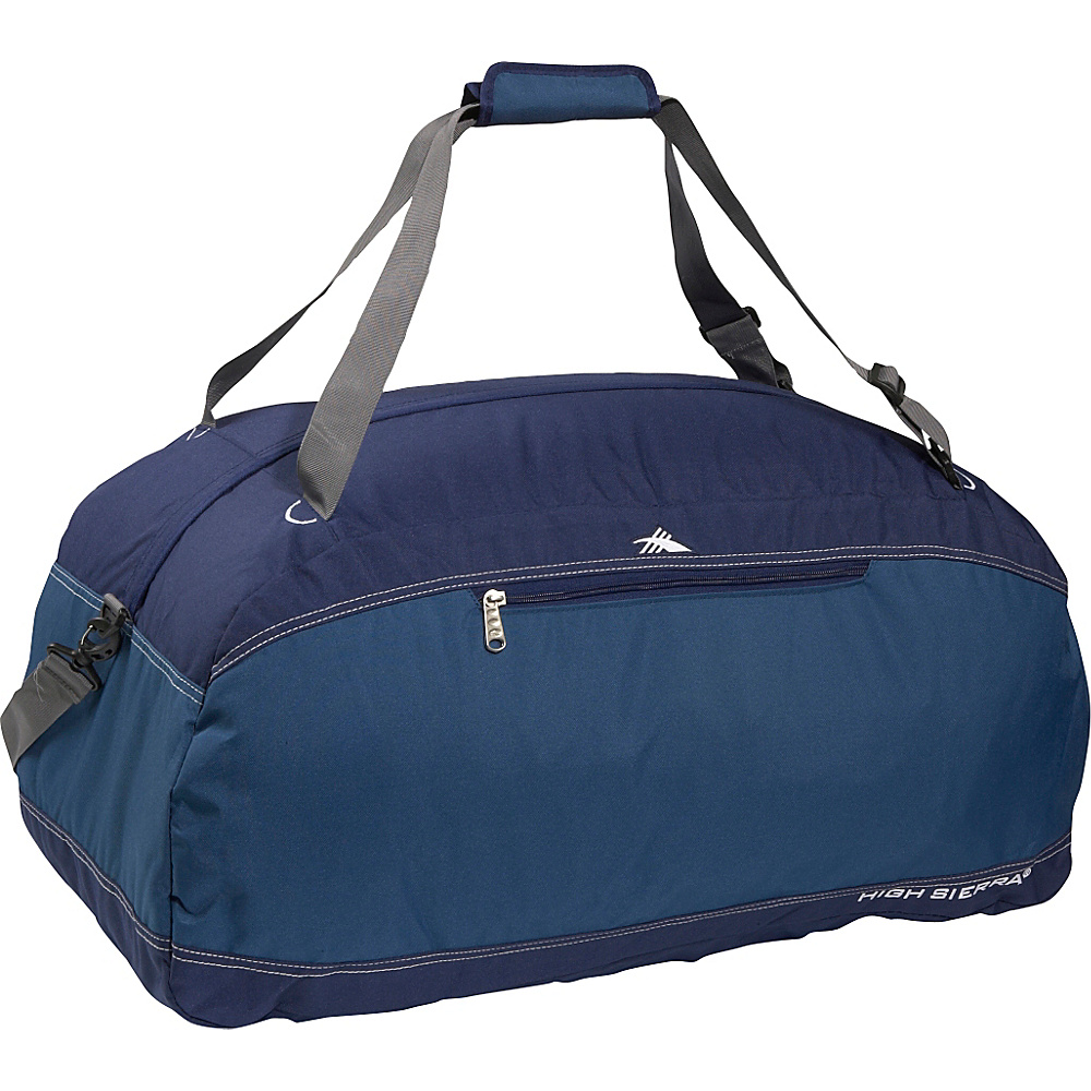 High Sierra Pack N Go 30 Duffel BlueVelvet Pacific High Sierra Outdoor Duffels
