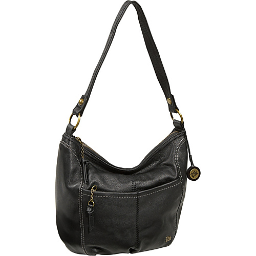 The Sak Iris Large Hobo - BLACK