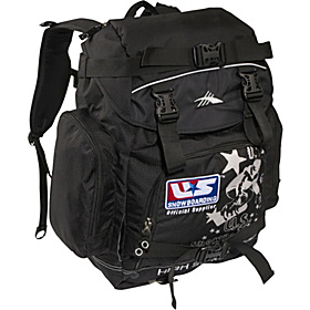 U.S. Snowboard Team Backpack Black