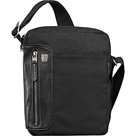 T-Tech Forge Pittsburgh Small Cross Body Black
