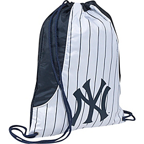 New York Yankees String Bag Navy
