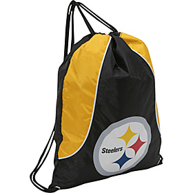 Pittsburgh Steelers String Bag Gold