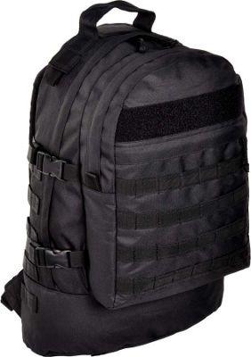 SOC Gear GTH III Patrol Pack Black - SOC Gear Business & Laptop Backpacks