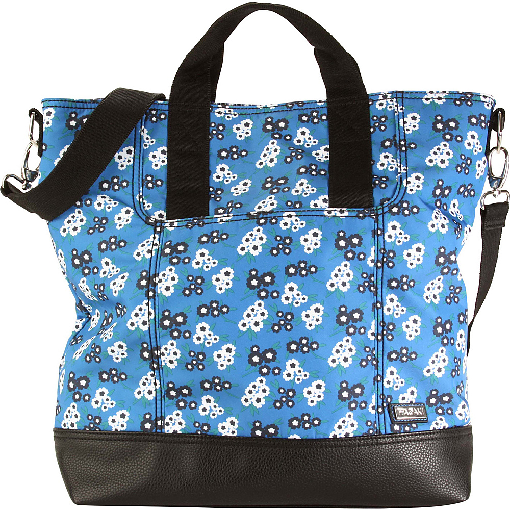 Hadaki French Tote Fantasia Floral - Hadaki Manmade Handbags - Handbags, Manmade Handbags
