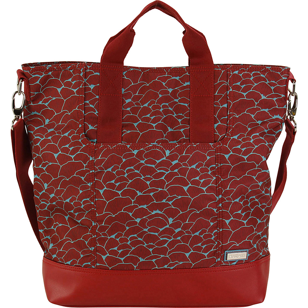 Hadaki French Tote Sunrays - Hadaki Manmade Handbags - Handbags, Manmade Handbags