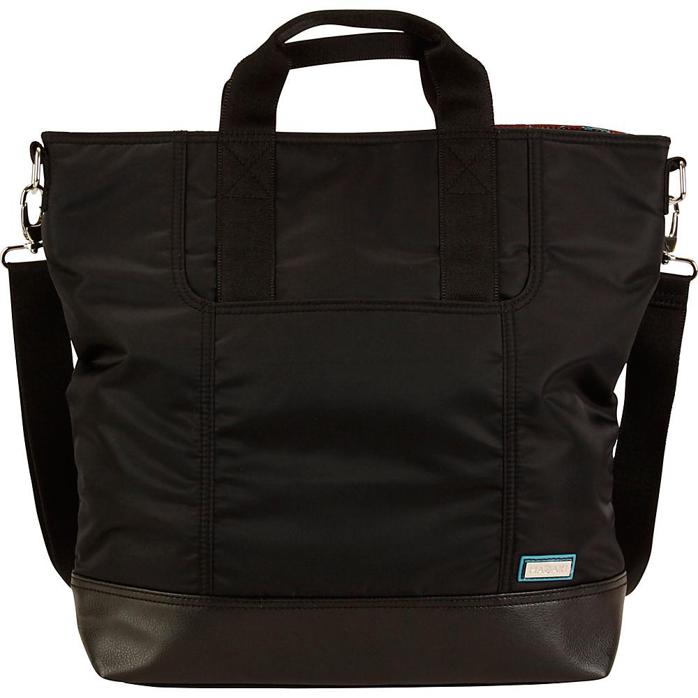 Hadaki French Tote Black - Hadaki Manmade Handbags - Handbags, Manmade Handbags