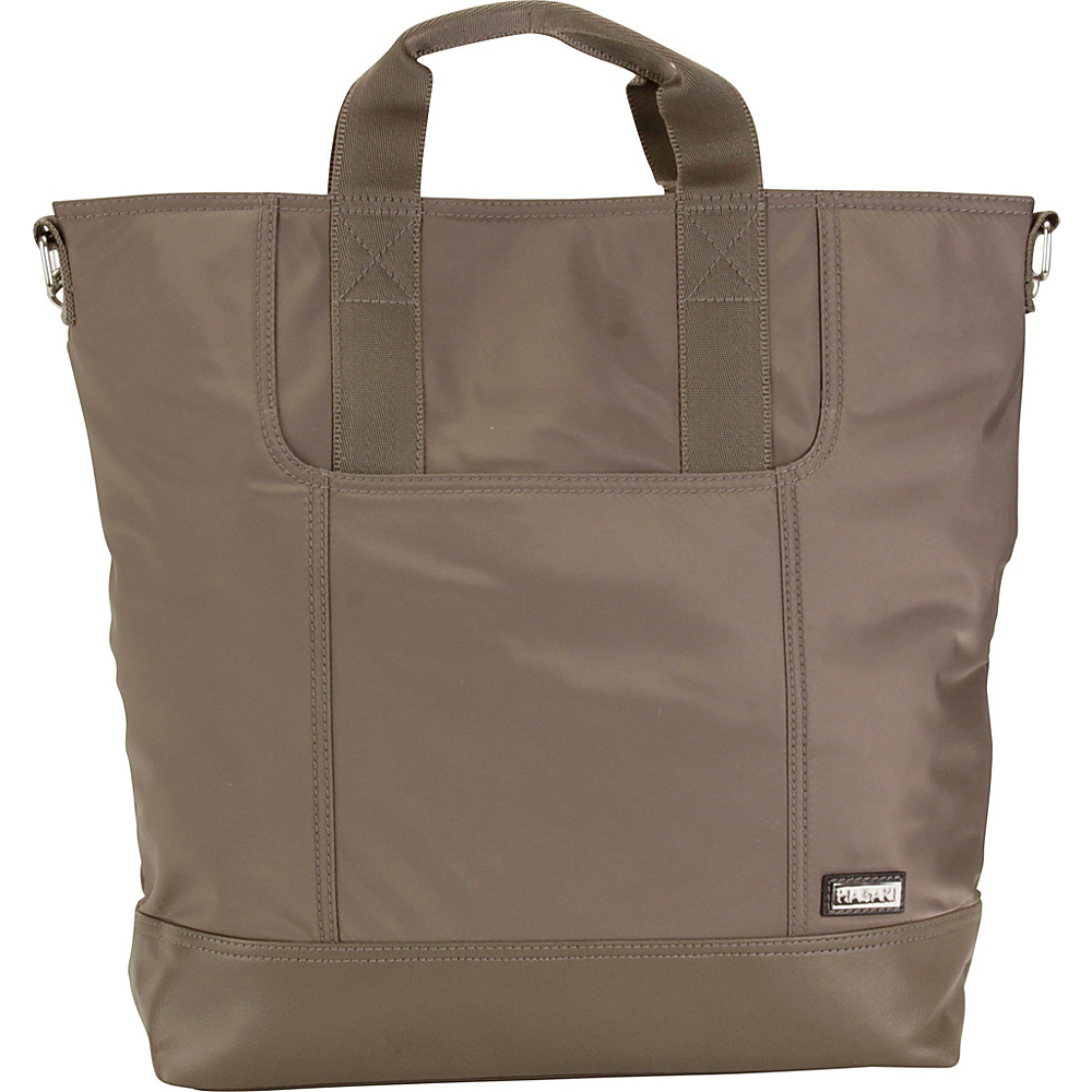 Hadaki French Tote Falcon - Hadaki Manmade Handbags - Handbags, Manmade Handbags
