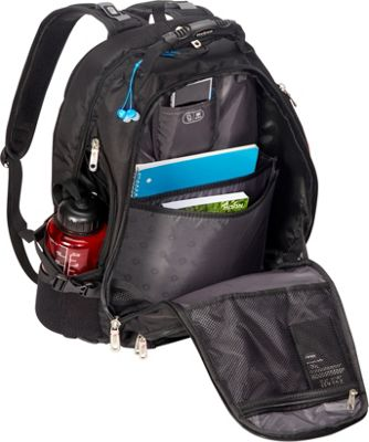 SwissGear Travel Gear ScanSmart Backpack 1900 4 Colors Laptop ...