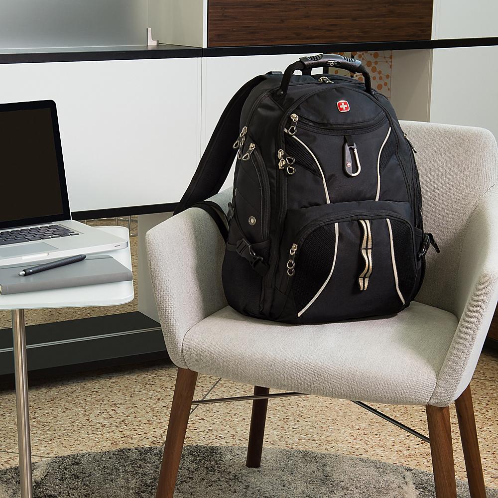 SwissGear Travel Gear 1900 Scansmart TSA Laptop Business /& Laptop Backpack NEW