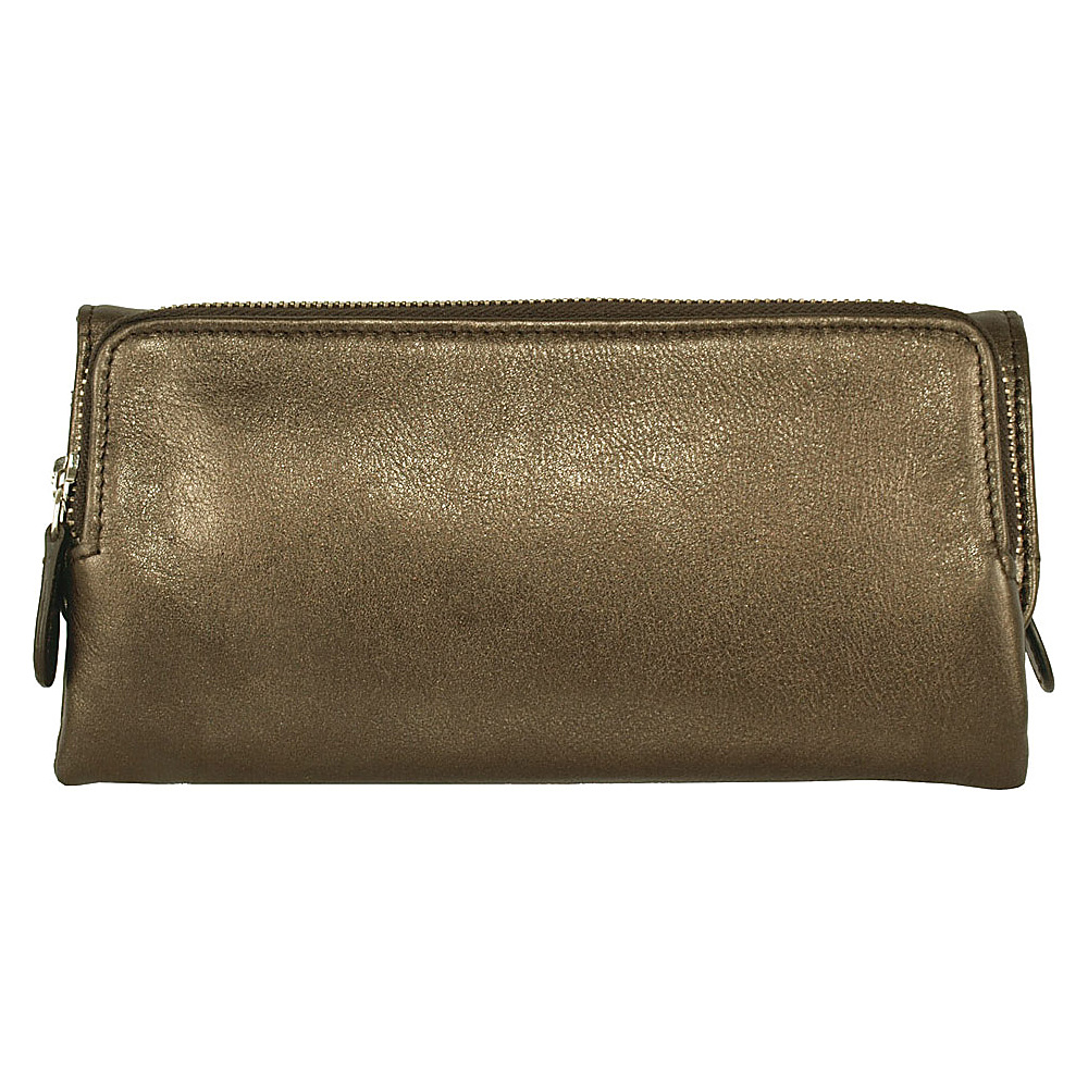 Latico Leathers Bell - Mimi in Memphis Metallic Olive - Latico Leathers Womens Wallets - Women's SLG, Women's Wallets