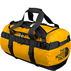 Base Camp Duffel Small Summit Gold/TNF Black - S
