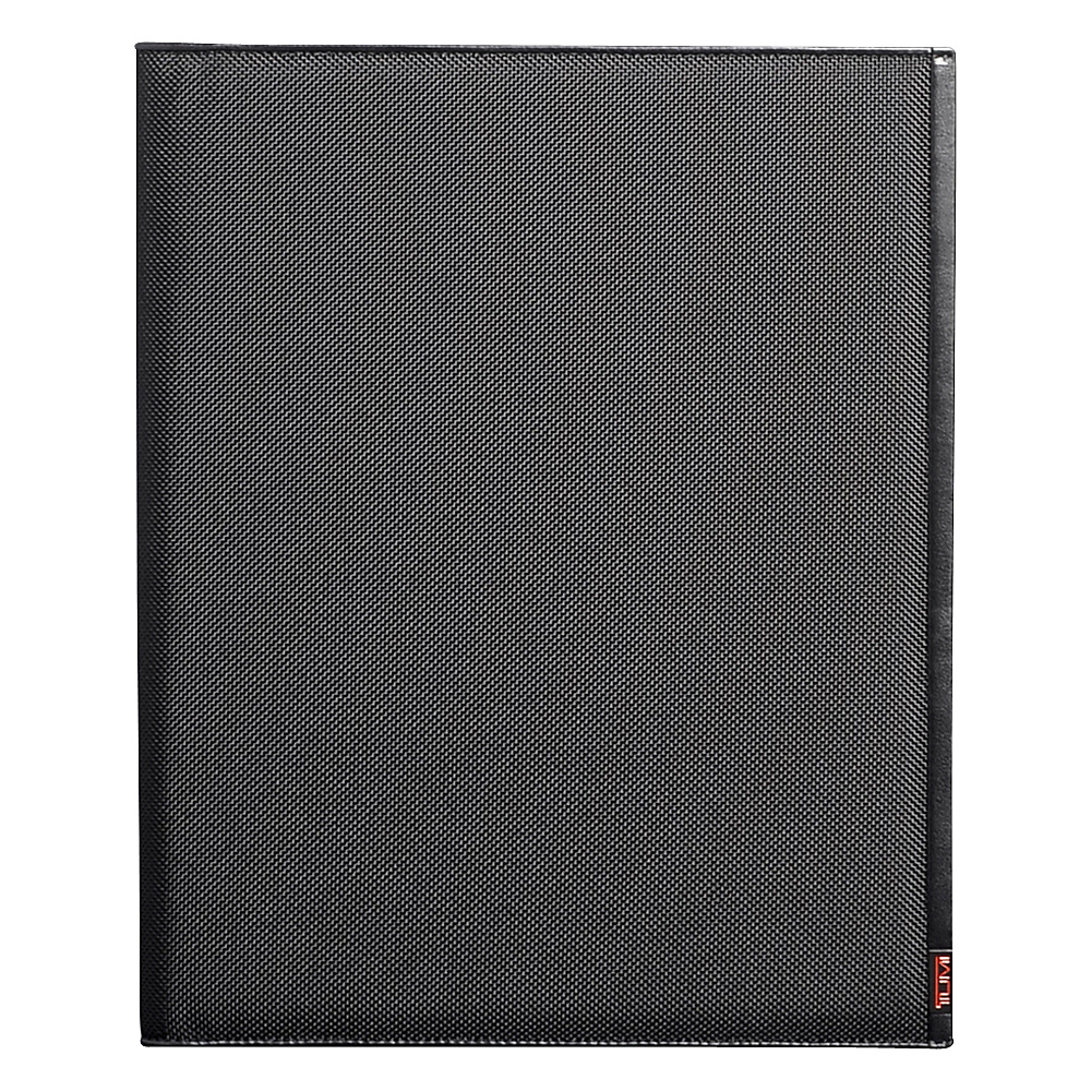 Tumi Alpha Letter Pad - Black - Work Bags & Briefcases, Business Accessories