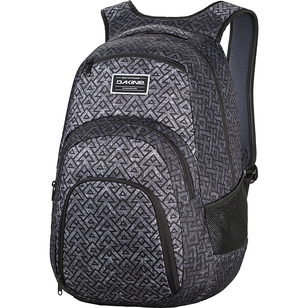 DAKINE Campus 33L Laptop Backpack - 15 Stacked - DAKINE Business & Laptop Backpacks - Backpacks, Business & Laptop Backpacks