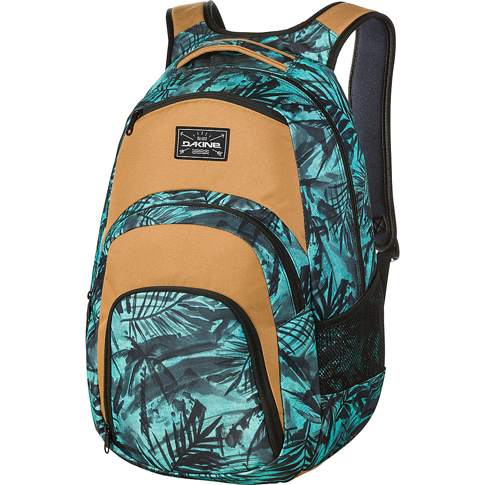 DAKINE Campus 33L Laptop Backpack - 15 Painted Palm - DAKINE Laptop Backpacks - Backpacks, Laptop Backpacks