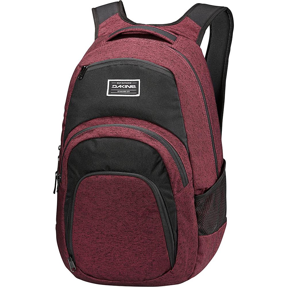 DAKINE Campus 33L Laptop Backpack - 15 BORDEAUX - DAKINE Laptop Backpacks - Backpacks, Laptop Backpacks