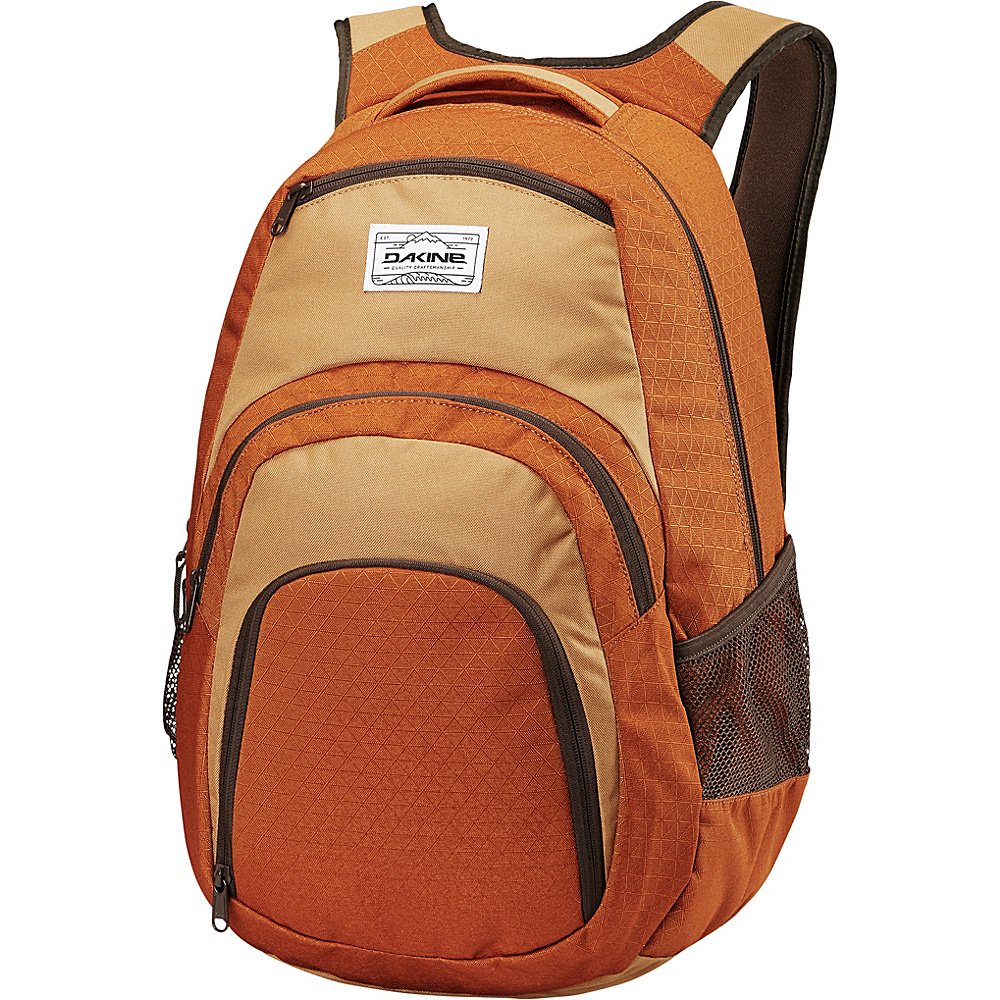 DAKINE Campus 33L Laptop Backpack - 15 COPPER - DAKINE Business & Laptop Backpacks - Backpacks, Business & Laptop Backpacks