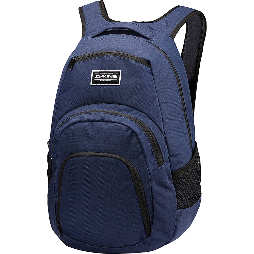 DAKINE Campus 33L Laptop Backpack - 15 Dark Navy - DAKINE Business & Laptop Backpacks - Backpacks, Business & Laptop Backpacks