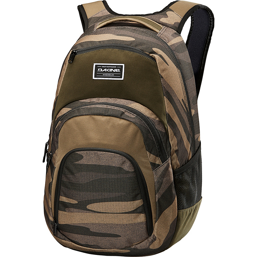 DAKINE Campus 33L Laptop Backpack - 15 FIELD CAMO - DAKINE Business & Laptop Backpacks - Backpacks, Business & Laptop Backpacks