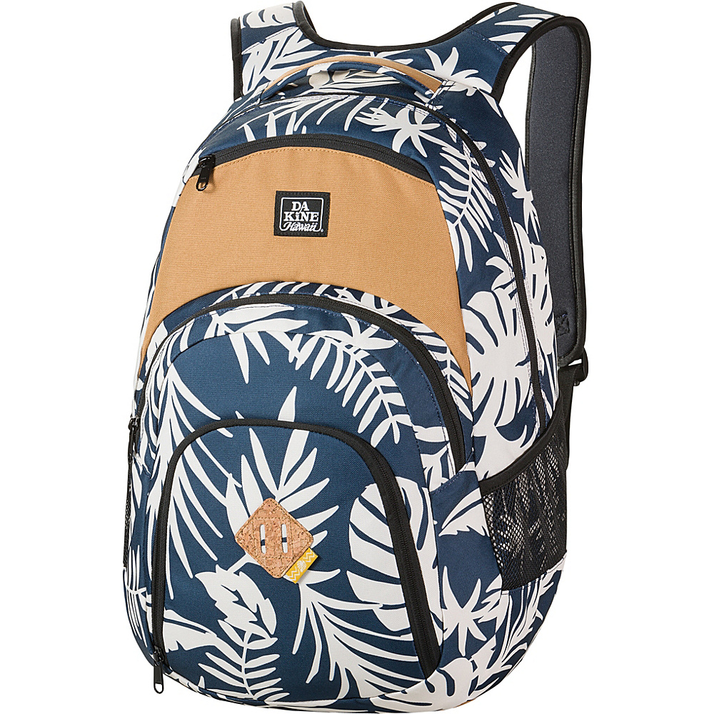 DAKINE Campus 33L Laptop Backpack - 15 MIDNIGHT WAILUA PALM - DAKINE Laptop Backpacks - Backpacks, Laptop Backpacks