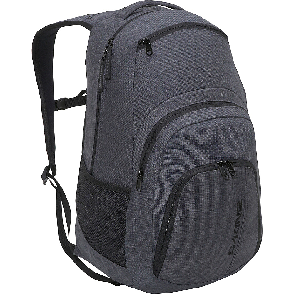 DAKINE Campus 33L Laptop Backpack - 15 Carbon - DAKINE Business & Laptop Backpacks - Backpacks, Business & Laptop Backpacks