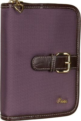 Protec  inchLove inch Compact Book/Bible Cover - Mauve