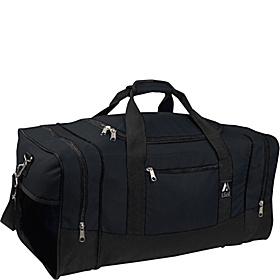 20'' Sporty Gear Bag Black