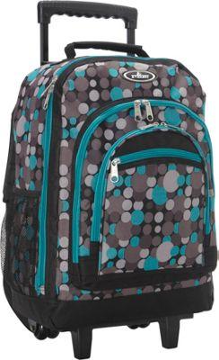 Blue Backpacks For Girls - Crazy Backpacks