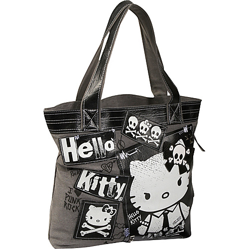 Loungefly Hello Kitty Angry Kitty Bag - Tote