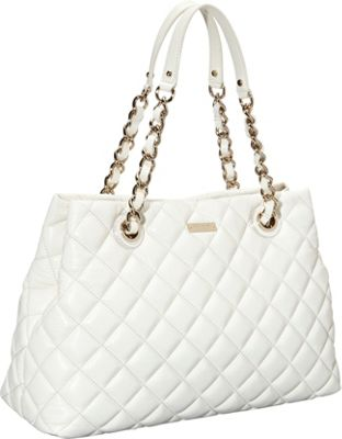kate spade new york Gold Coast Maryanne Tote Cumulus - kate spade new york Designer Handbags