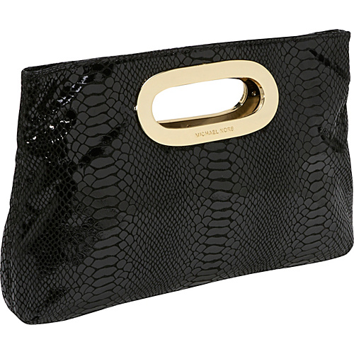 MICHAEL Michael Kors Jet Set Items Berkely Clutch - Clutch