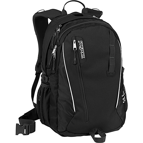 JanSport Agave - Black - Backpacks, Laptop Backpacks