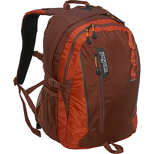 JanSport Agave - Red Brown - Backpacks, Laptop Backpacks