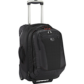 Traverse Pro 22 - 22'' Rolling Upright with Daypack Black