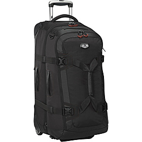 Take 2 ORV Trunk 30 - 30'' Wheeled Duffel with Gear Bag Black