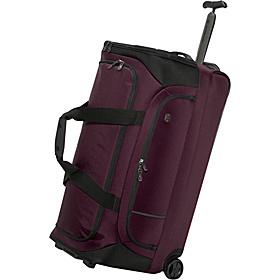 Werks Traveler 4.0 WT 31'' Wheeled Duffel Purple