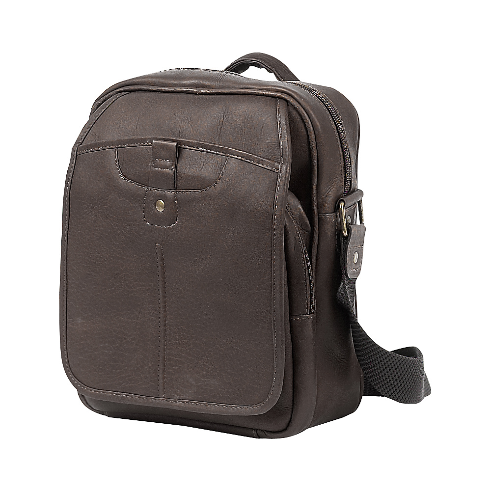 ClaireChase Classic Man Bag - Cafe - Work Bags & Briefcases, Other Men's Bags
