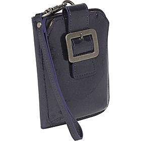 Addison iPouch Mobile Wallet Purple Patent