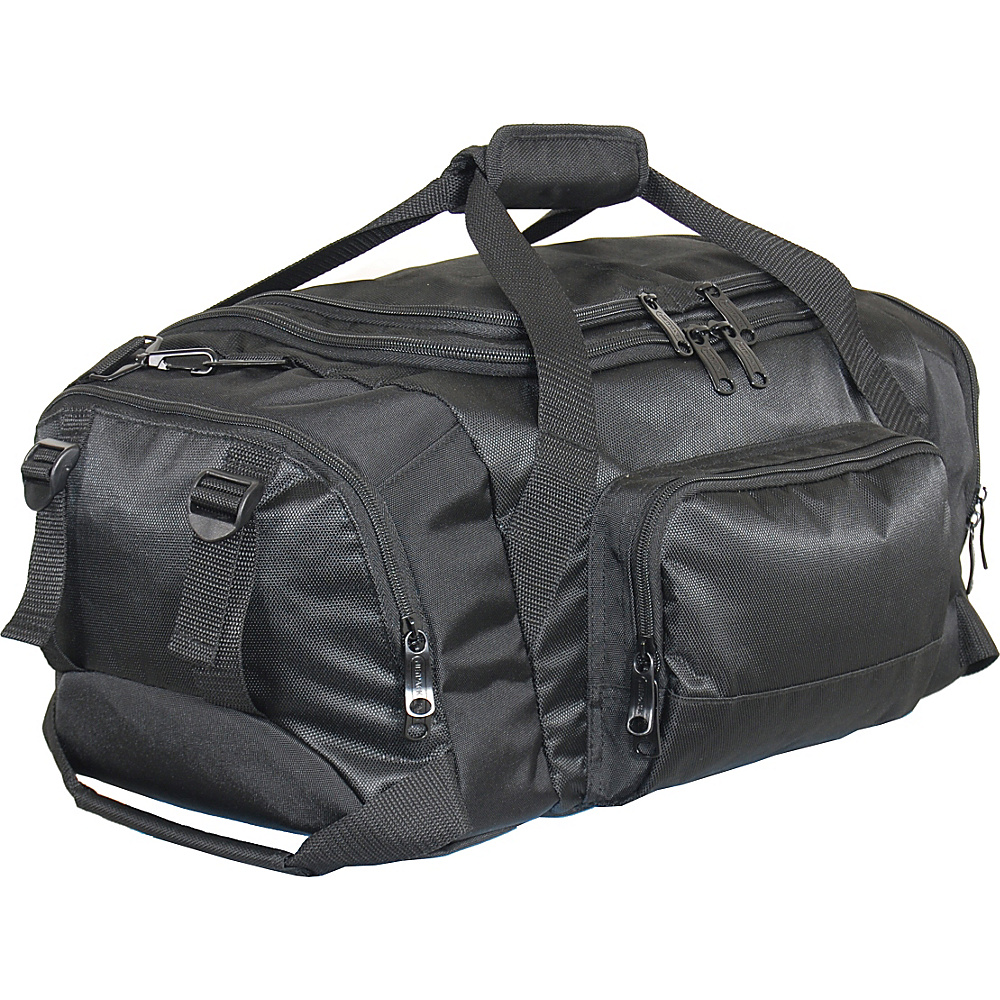 Netpack 19 Casual Use Gear Bag - Black - Duffels, Travel Duffels