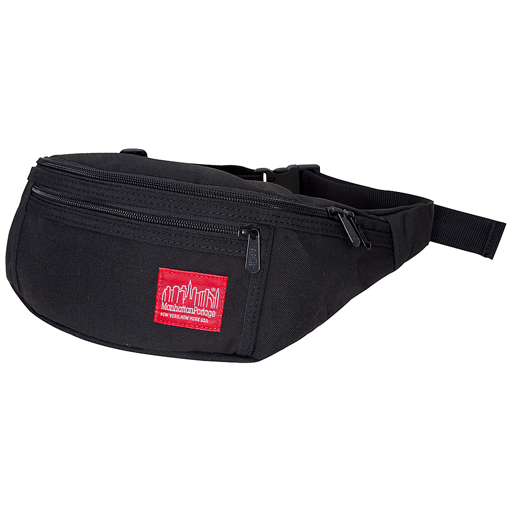 Manhattan Portage Alleycat Waistbag - Black - Backpacks, Waist Packs