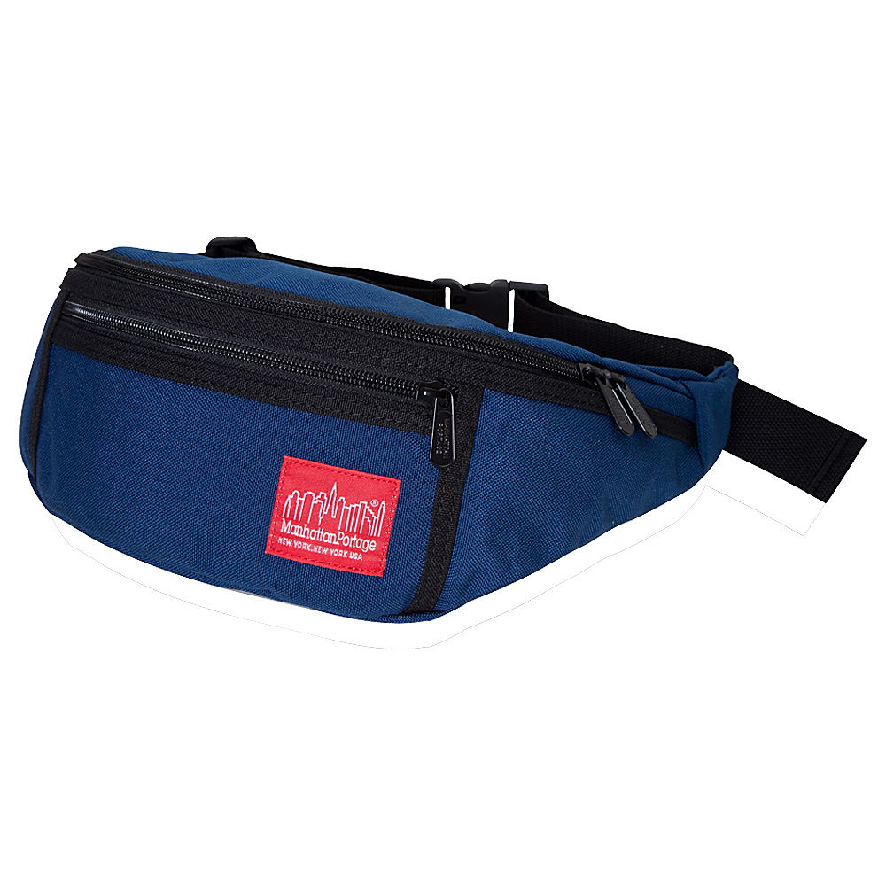 Manhattan Portage Alleycat Waistbag - Navy - Backpacks, Waist Packs
