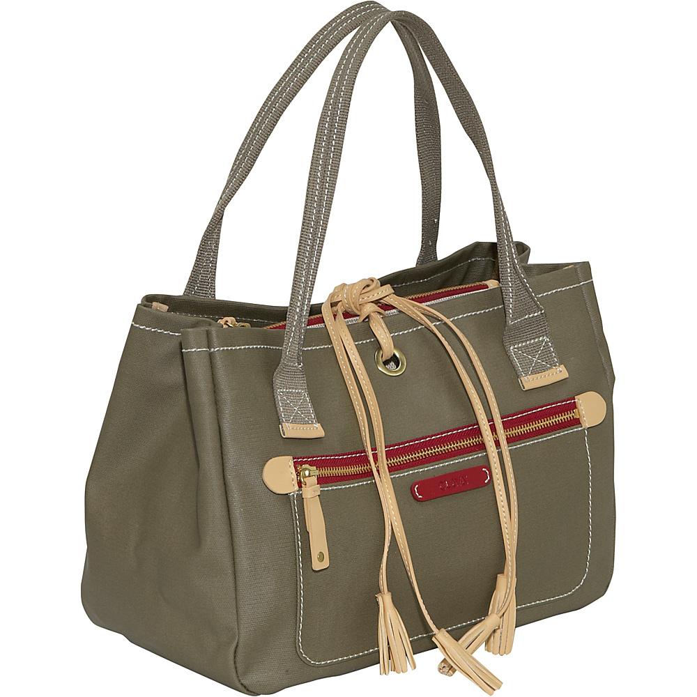 Clava Carina Tassel Handbag - Tote