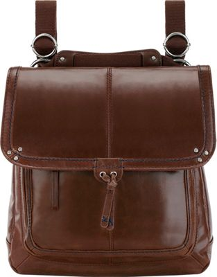 The Sak Ventura Convertible Backpack Handbag Teak - The S...