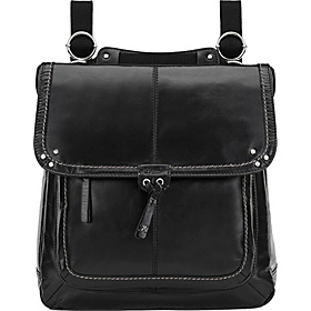 Ventura Convertible Backpack Black