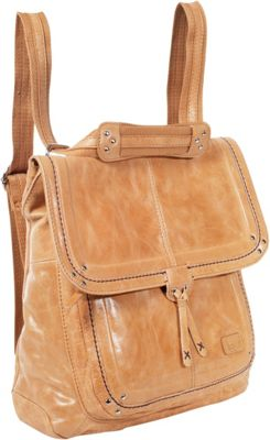 Handbag Backpack Convertible Backpack Handbag Camel