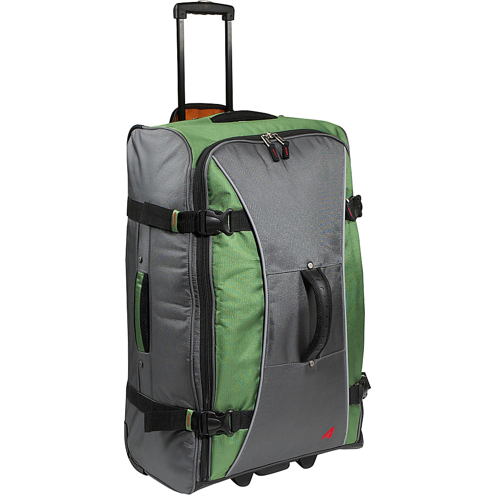 Athalon 29 Hybrid Travelers Grass Green Athalon Rolling Duffels