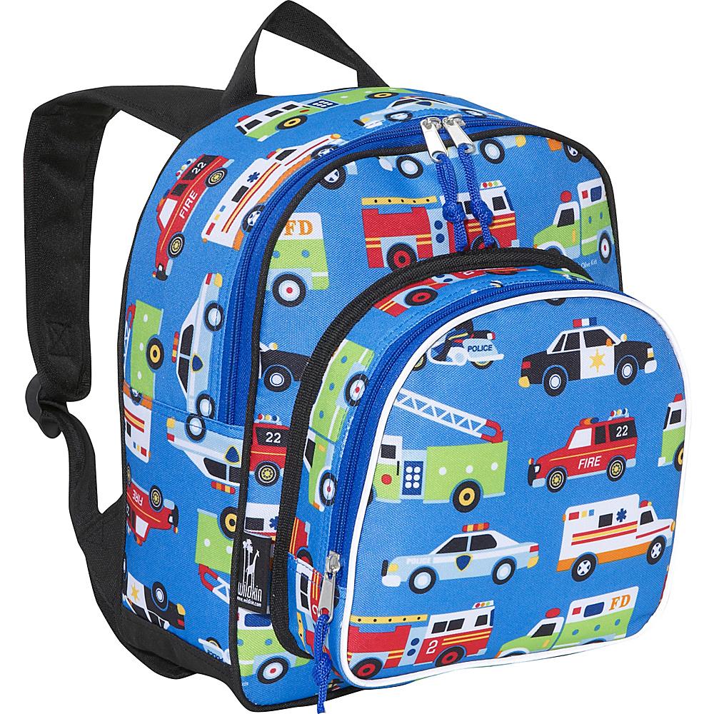 Wildkin Olive Kids Heroes Pack n Snack Backpack - Backpacks, Everyday Backpacks