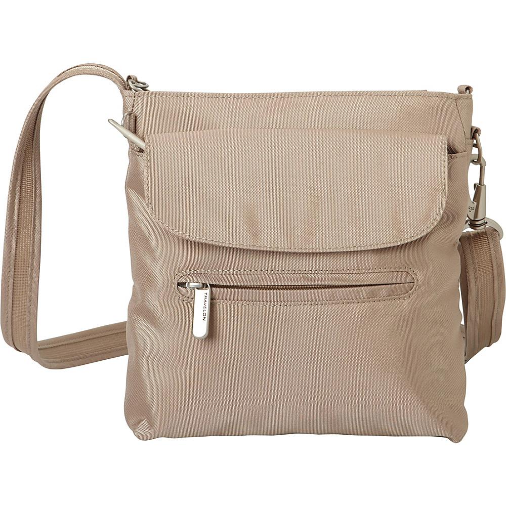 cd7055a218 Travelon Anti Theft Mini Shoulder Bag - Bag Shoulder Travelon
