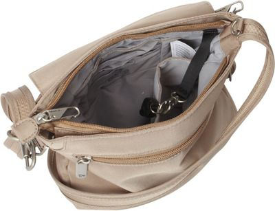 Travelon Anti Theft Classic Mini Shoulder Bag 107