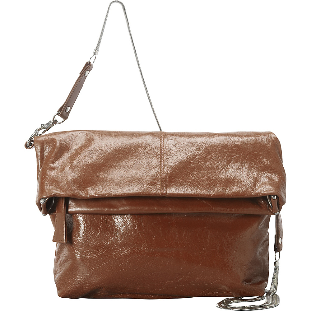 Latico Leathers Irene - Mocha - Handbags, Leather Handbags